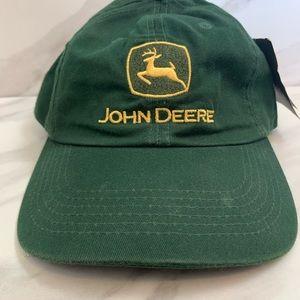 John Deere Accessories - John Deere Country Tractor Dad Grandpa Hat
